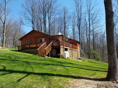 Carroll County, Grayson County Single Family Home For Sale: 72 Sy Trail