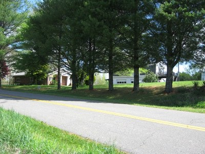 Hillsville Single Family Home For Sale: 1299 Crooked Oak Road
