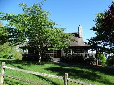 Carroll County Single Family Home For Sale: 14 Hawks Ridge