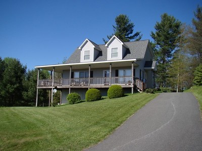 Carroll County, Grayson County Single Family Home For Sale: 31 Overlook Trail