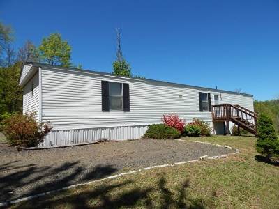 Manufactured Home Sold: 7205 Pipers Gap
