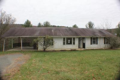 Galax VA Single Family Home For Sale: $42,900