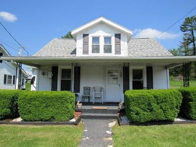 Hillsville Single Family Home For Sale: 300 W Stuart Dr