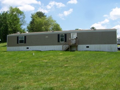 Fries VA Manufactured Home For Sale: $26,000