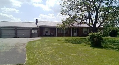 Single Family Home For Sale: 6391 Poplar Camp Rd.