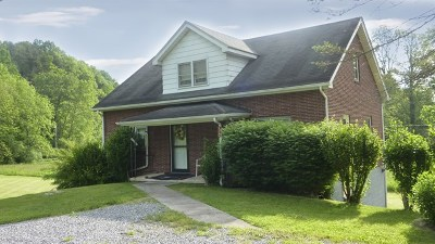 Wytheville Single Family Home For Sale: 850 Grayson Road