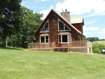Carroll County, Grayson County Single Family Home For Sale: 929 Burnett Rd