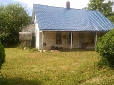 Woodlawn VA Single Family Home For Sale: $23,400