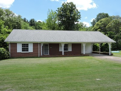 Galax Single Family Home For Sale: 311 Parkwood Dr