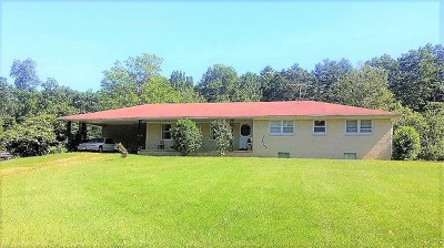 Chilhowie Single Family Home For Sale: 901 Turkey Pen Road