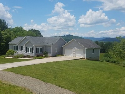 Grayson County Single Family Home For Sale: 787 Churchview Ln