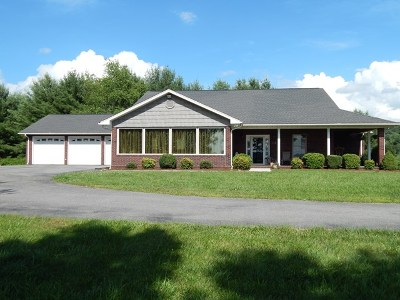 Carroll County Single Family Home For Sale: 268 Holley Tree