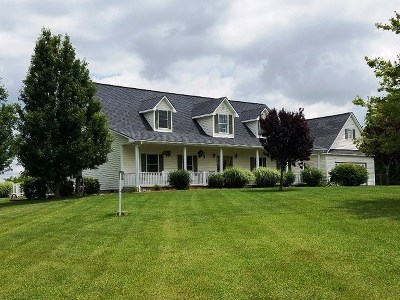 Grayson County Single Family Home For Sale: 440 East Winds