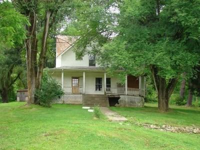 Wytheville Single Family Home For Sale: 749 Cinnamon Run