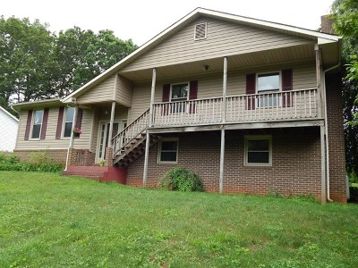 Galax VA Single Family Home For Sale: $169,950