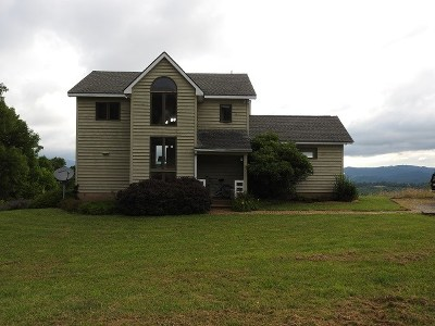 Grayson County Single Family Home For Sale: 1120 Big Ridge Rd