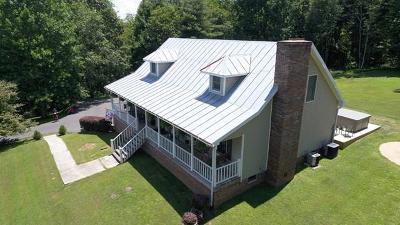Hillsville Single Family Home For Sale: 123 Stag Lane