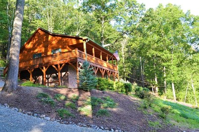 Grayson County Single Family Home For Sale: 190 Rock Quarry Ln.