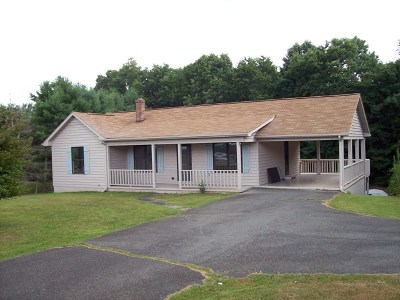 Hillsville Single Family Home For Sale: 8739 Double Cabin Rd.