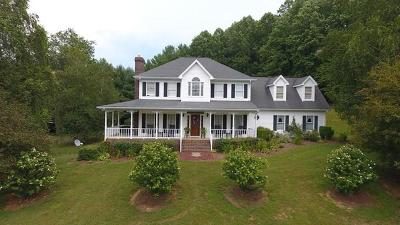 Grayson County Single Family Home For Sale: Withheld Old Baywood Rd