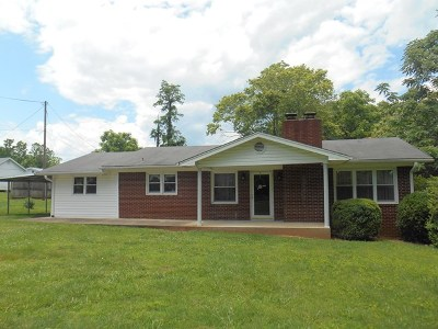 Carroll County Single Family Home For Sale: 831 Wards Gap Road