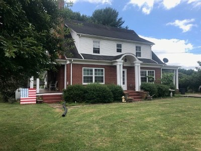 Galax Single Family Home For Sale: 919 W Stuart Drive