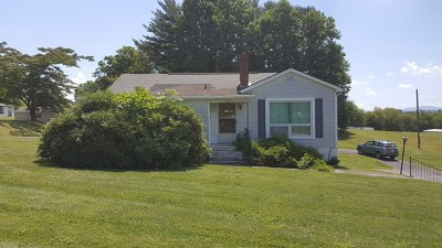 Rural Retreat Single Family Home For Sale: 504 Main Street