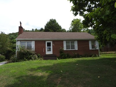 Galax Single Family Home For Sale: 217 Long Street