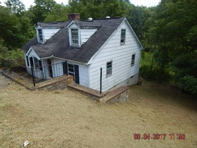 Bland Single Family Home For Sale: 79 Raleigh Grayson Turnpike