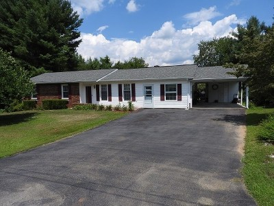 Galax Single Family Home For Sale: 106 King Arthur Ct