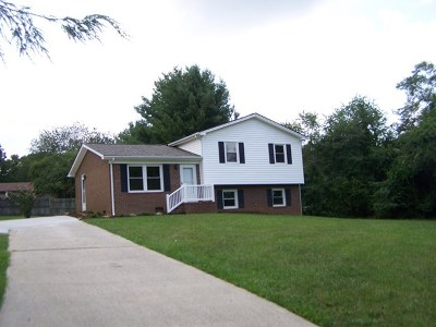 Hillsville VA Single Family Home For Sale: $127,900