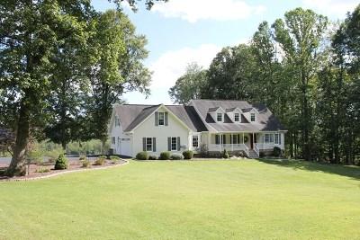 Abingdon Single Family Home For Sale: 18000 Jonesboro Road