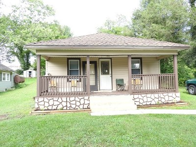 Galax Single Family Home For Sale: 106 First Ave