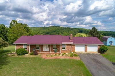 Carroll County, Grayson County Single Family Home For Sale: 2636 Marian Road