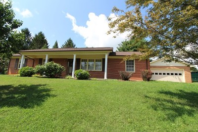 Galax Single Family Home For Sale: 106 Greenwood Dr.