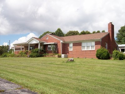 Galax Single Family Home For Sale: 71 Crescent Drive