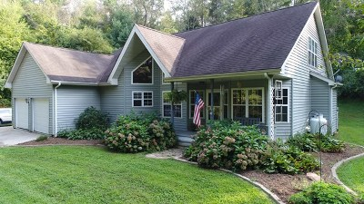 Galax Single Family Home For Sale: 556 Glenwood Ln.