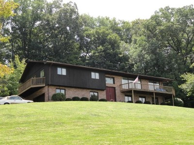 Chilhowie Single Family Home For Sale: 110 Chalet Drive