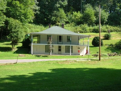 Marion Single Family Home For Sale: 117 Pugh Mountain Rd.