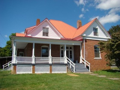 Rural Retreat Single Family Home For Sale: 401 Church Street