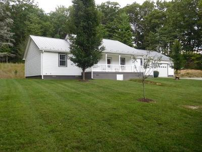 Wytheville Single Family Home For Sale: 286 Broadway Road