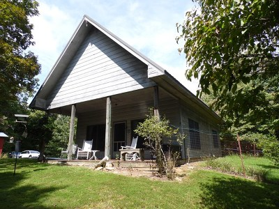 Grayson County Single Family Home For Sale: 662 River Bend Rd