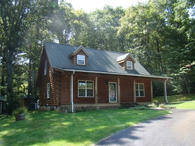 Hillsville Single Family Home For Sale: 80 Cabin Village Ln