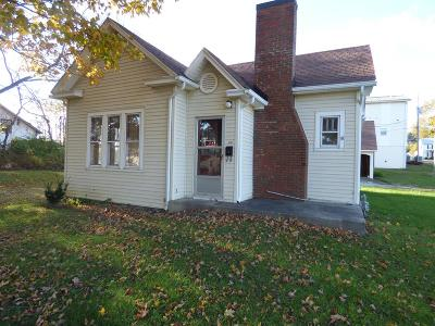 Wytheville Single Family Home For Sale: 1020 W Spring St