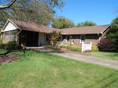 Grayson County Single Family Home For Sale: 710 Fries Road