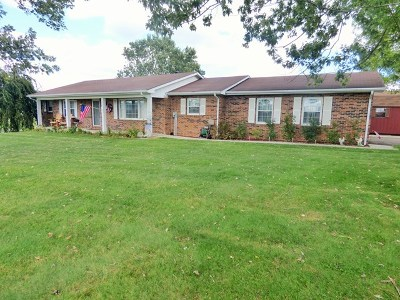 Wytheville Single Family Home For Sale: 450 Tremough Dr