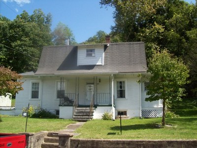 Saltville Single Family Home For Sale: 623 First Avenue