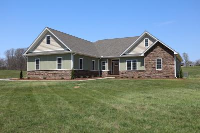 Abingdon Single Family Home For Sale: 20456 Yeary Trail