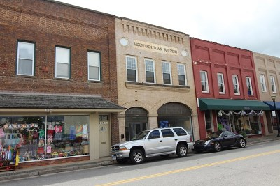 Galax Commercial For Sale: 117 W Grayson Street