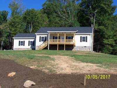 Carroll County, Grayson County Single Family Home For Sale: 82 Harley Drive